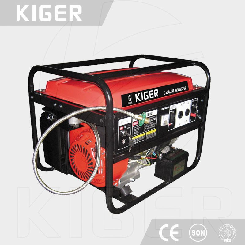 2000W petrol and gas generators
