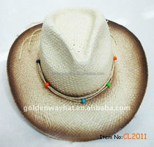 foam plastic cowboy hats made of paper wholesale