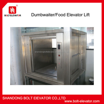 Cheap food elevator dumbwaiter from china manufacturer for Cheap home elevators