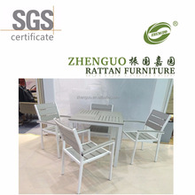 Modern stackable steel ED coating garden outdoor furniture