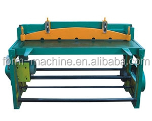 Aluminium Mica Copper Plastic Gaskets shearing <strong>machine</strong>