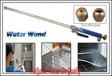 High Pressure Water Jet Power Washer As Seen On TV Water Spray Gun with 2 Free Nozzles