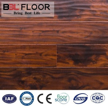 BBL engineered wooden ac3 laminate flooring with single click