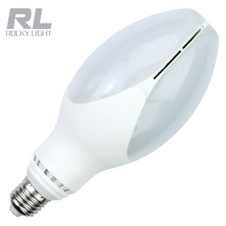 With CE certification olive lamp 38w E27 screw base lamp led bulb AC85-265V high lumen led rocket light