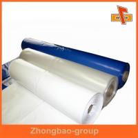 China manufacturer plastic film water proof rigid flexible attractive shrinkable colored heat shrink wrap film