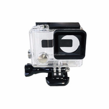 Cheap OEM GoPros Hero4 Black Go Pro Hero3 Waterproof Housing Case 2017 Sport Camera Accessories
