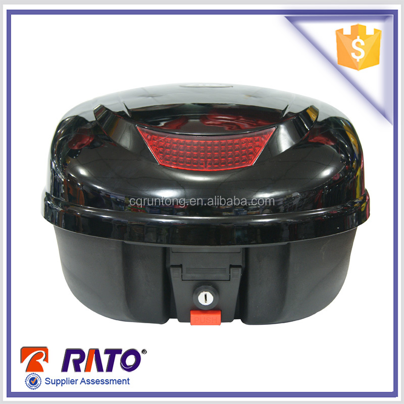Top quality motorcycle tail luggage box