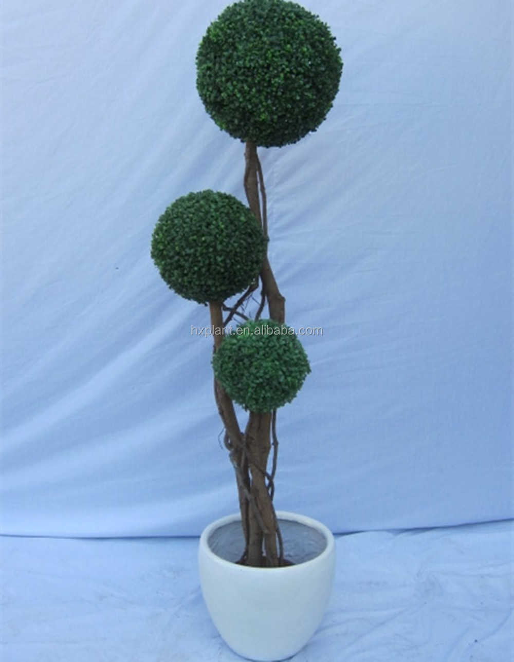 k nstliche buchsbaum formschnitt baum pflanzen mailand. Black Bedroom Furniture Sets. Home Design Ideas