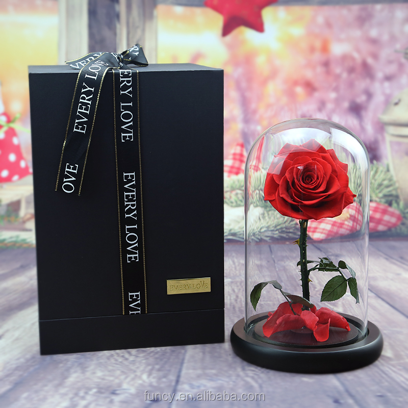 Best Valentines Day <strong>Gift</strong> Long Lasting Preserved Forever Real Natural Roses