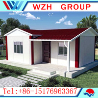 prefabricated house and pre fabricating building made in China