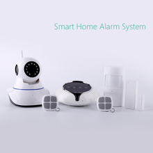 Professional WiFi alarm system & APP controlled WiFi GSM GPRS alarm system 3G available