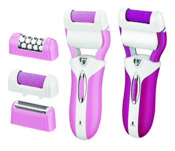 HANA professional rechargeable LED shaver lady epilator electric