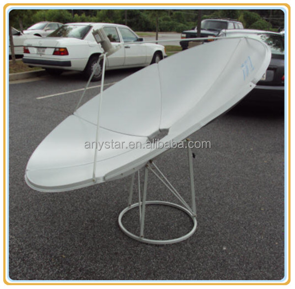 high quality c band offset satellite antenna 150cm
