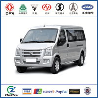 New china dongfeng Mini Bus For 12 Seat For Sale /diesel/gasoline/electric