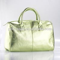soft pu leather celebrity tote bag