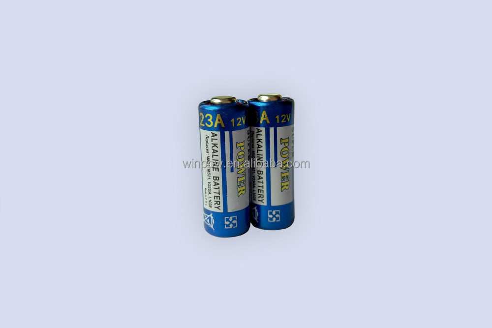 high quality A23 23A 12V alkaline dry battery