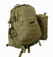 3D Tactical Backpack Military Waterproof Backpack for Hiking