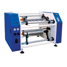 SLT-CC Semi-Automatic PE Stretch Film Cling Film Cutting Rewinding Slitting Rewinder Slitter Machine