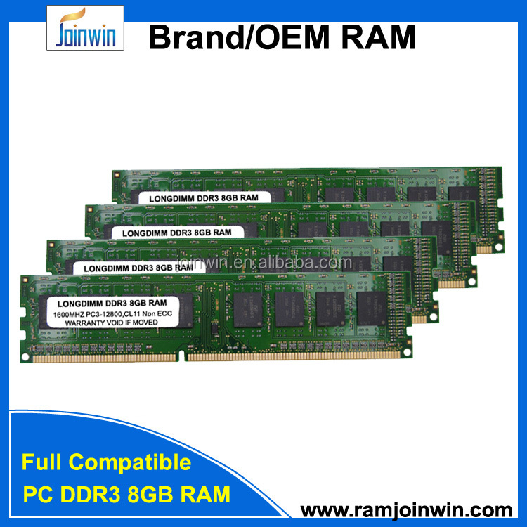 In China can produce Full compatible ram ddr3 8gb computer <strong>scrap</strong>