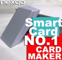 High performance Plastic pvc card!! rfid credit card holder