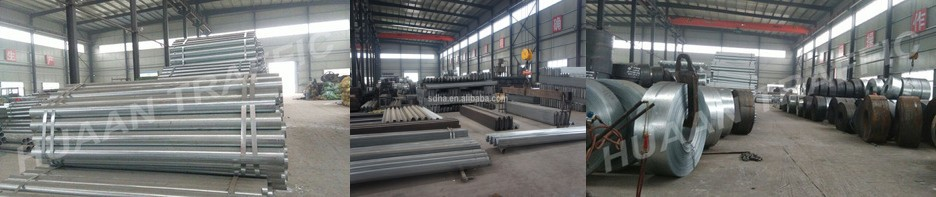 Galvanized Safety Steel / Metal Traffic Road / Highway Guard Rail