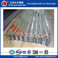 Galvanized Corrugated Roofing Sheet Z50