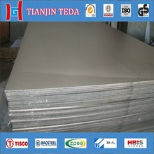 grade 5 titanium coated stainless steel sheet