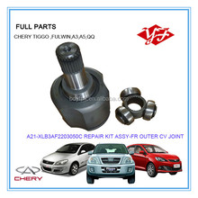 A21-XLB3AF2203050C Chery Fora outer cv joint repair kit