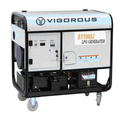 VIGOROUS Factory Supply High Quality 12V/5V DC 170F Easy Operated 3kw Magnet Inverter Electric Generators