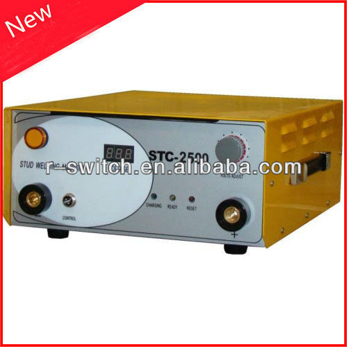 High quality ,High efficiency ,Hot sales! stud welding machine/stud welder STC-2500