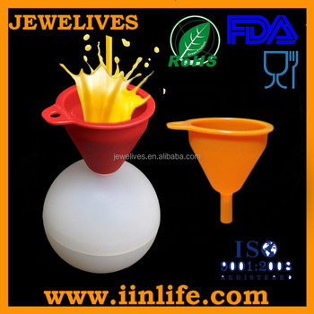 silicone funnel,beer funnel,mini funnel for beer