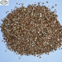 Factory price hot sale Golden Expanded Vermiculite for sale