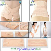AFT-S009 AOFEITE BEST SELLER POSTNATAL SLIMMING BELT FOR WOMEN