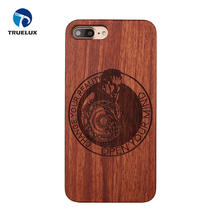 Precision Fit Wooden Phone Case for iPhone 6 for iPhone 7 , Anti Scratch Cover For iPhone 8 Mobile Phone Accessories