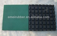 playground recycled crumb rubber floor for outdoor