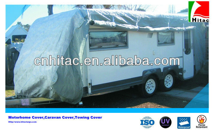 Bad Weather Resistant Trailer Motorhome Cover