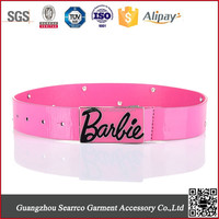 2015 newest Fashion Children with brand buckle