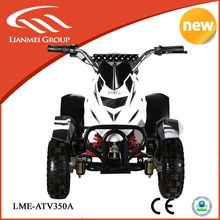350w motor power electric atv with forward reverse gear for sell well in market