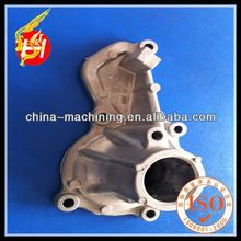 metal casting parts/clear casting resin