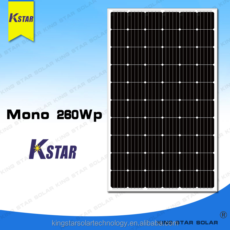 Hot selling machine solar panel price india 250w high quality