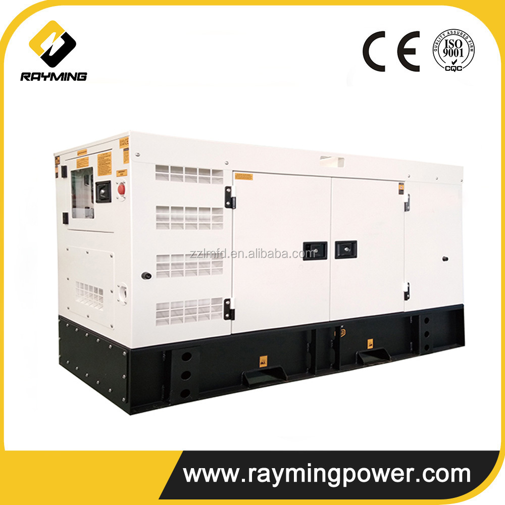 CE ISO approved 3 phase 280kw 350kva diesel generator with global after service