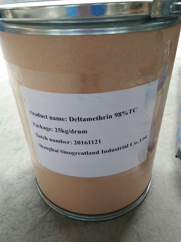 deltamethrin 98%tc insecticide