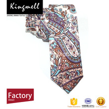 Custom made new arrivals 2018 digital printed 100% silk fabric for neck tie