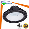 IP65 >120lm/w ETL induction lamps 400watt led high bay replacement