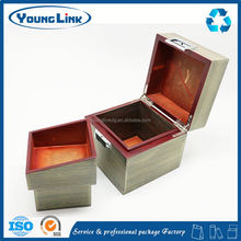 logo printed jewelry box