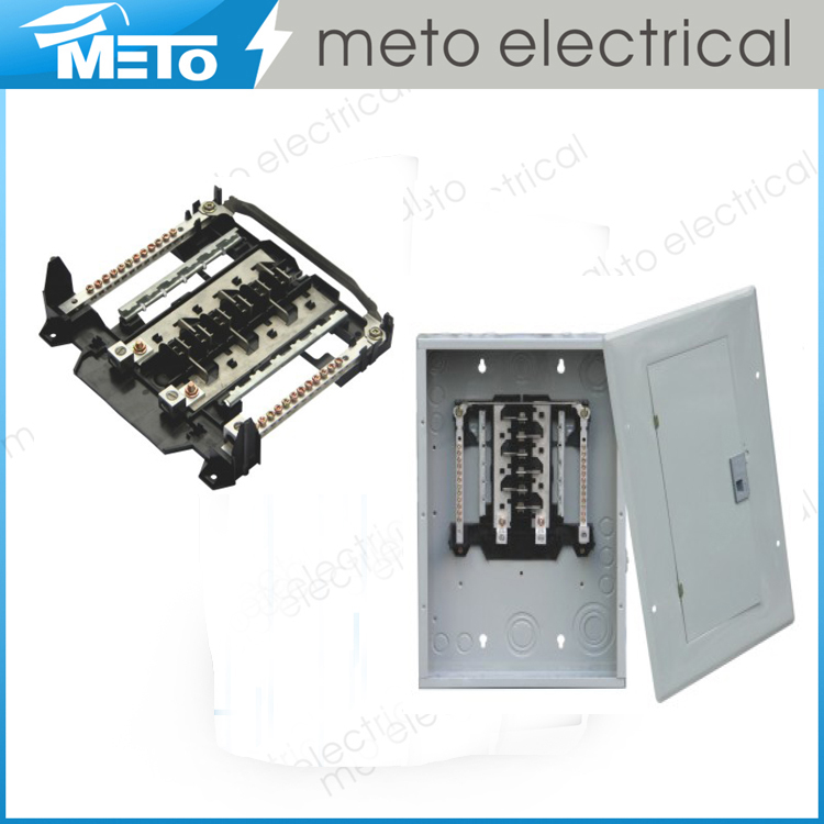 High quality electrical distribution panel board accessories/electrical panel board parts