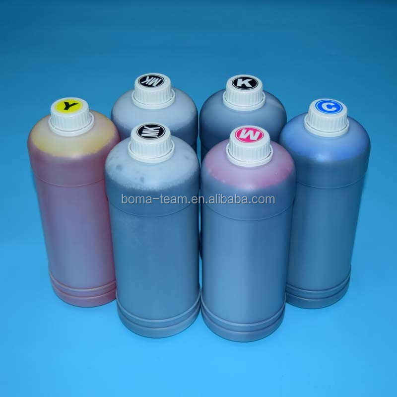 Printing ink dye refill for Canon iPF5000 iPF6000 water based printer paint