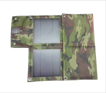 Efficient solar folding solar power pack