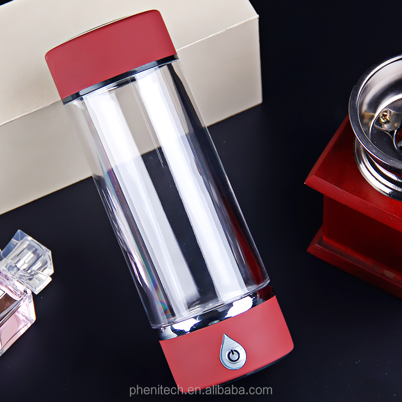 Energy Nano Bubble Generator Hydrogen Water Cup