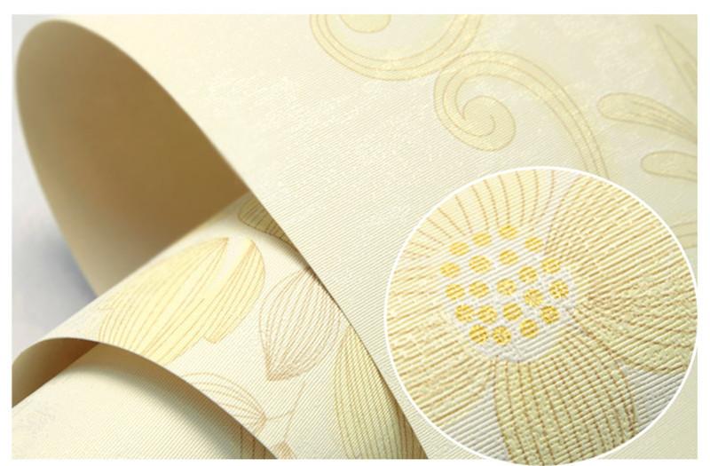 Vinyl Tapeten Hersteller : eleganten Blumen neueste und Blickfang vinyltapeten hersteller-Tapeten